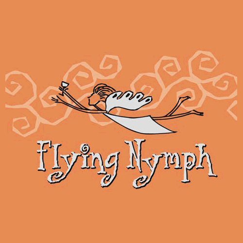 Flying Nymph Wines Logo