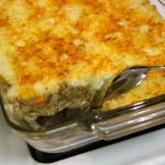 Shepherds Pie With Cass Viognier