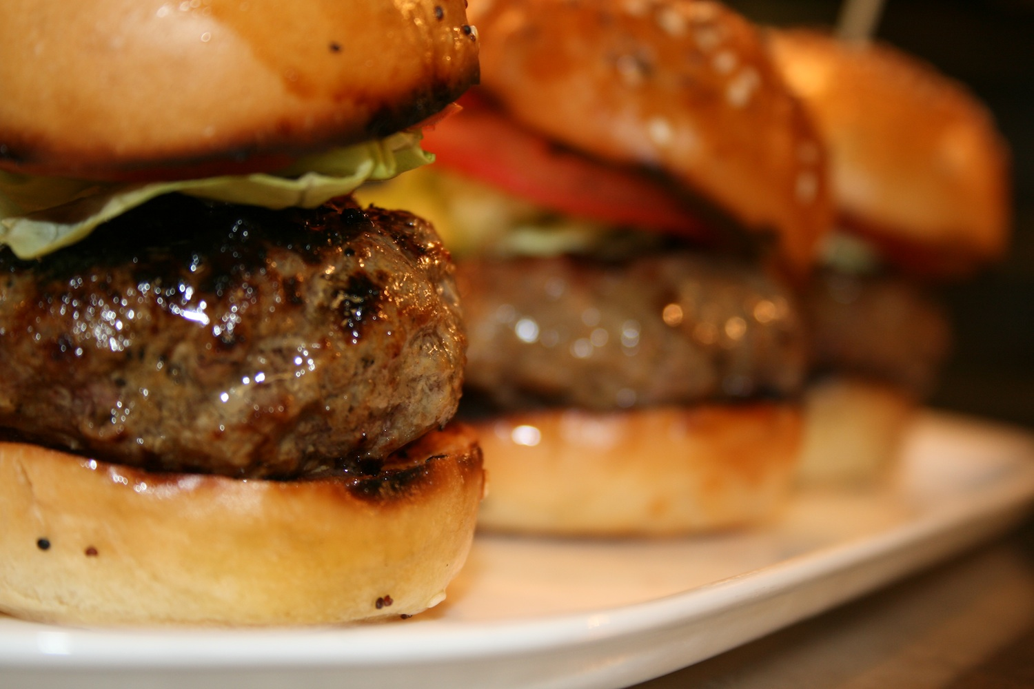 Beef Sliders with Stonestreet Winery Cabernet - SIP Certified