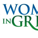 Speaking and Pouring at Women In Green Forum