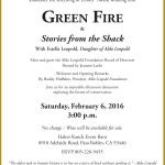"Free ""Green Fire"" Screening on Feb 6"