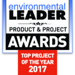 Environmental Leader Awards SIP Certified with Project of the Year