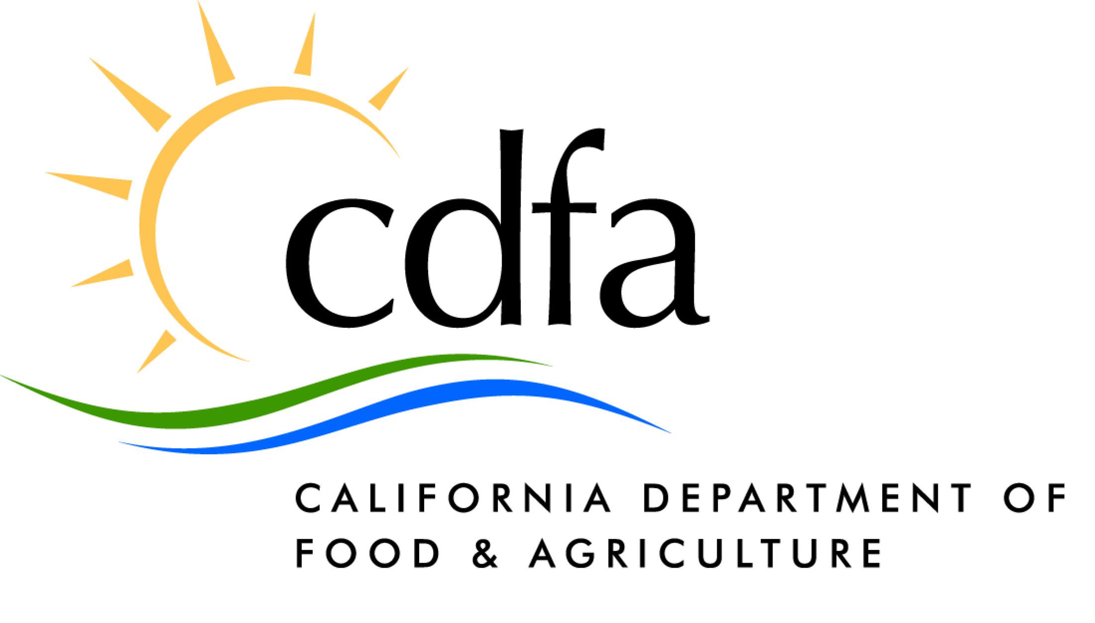 Cdfa Logo Sip Certified